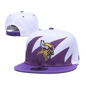Minnesota Vikings Snapback Hat Baseball Cap